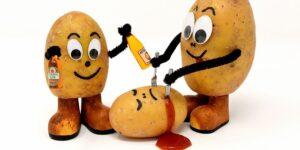 Kanibalen Kartoffeln
